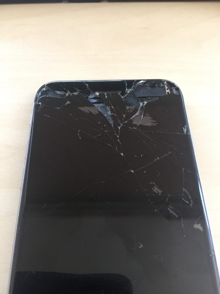 iphone6sフロントパネル交換1