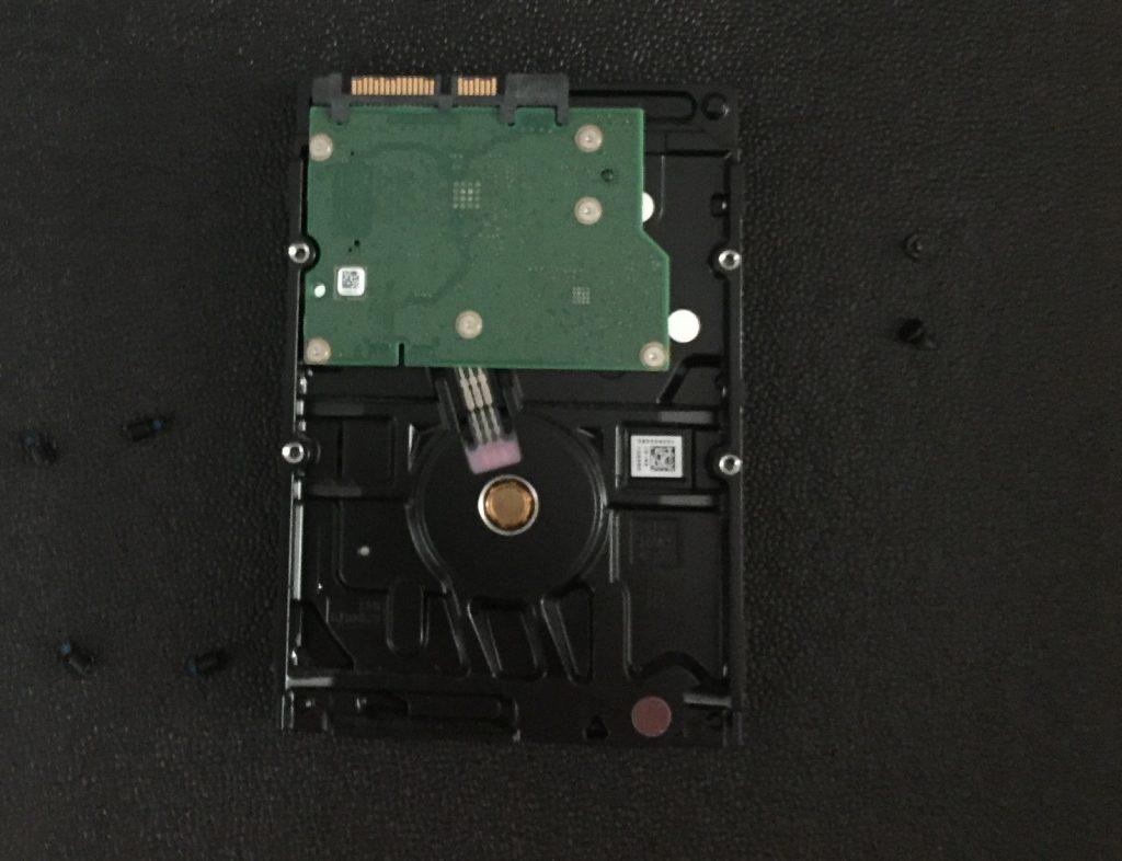 iMac27インチ late2012 EMC 2546 SSD換装対応4