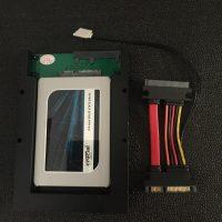 iMac27インチ late2012 EMC 2546 SSD換装対応(2018年9月9日)